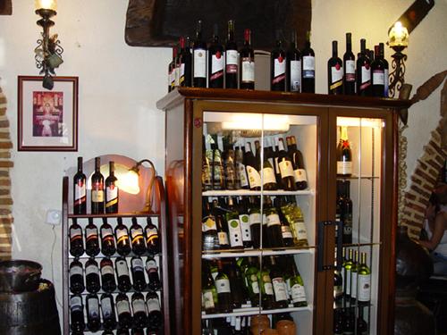 konoba tarsa rijeka vina